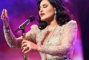 أحلام تعلن عن حفلها الغنائي الأول بالرياض في 21 مارس الجاري