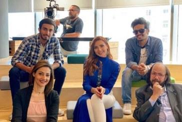 إنتاج أول فيلم كوميدي سعودي إماراتي بمشاركة فنانين من 5 دول (صور)