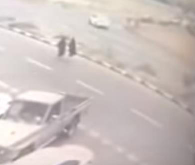 الطالبتان اللتان أنقذتا حياة شاب تعرض لحادث ترويان التفاصيل ومدير جامعة حائل يوجه بتكريمهما (فيديو)