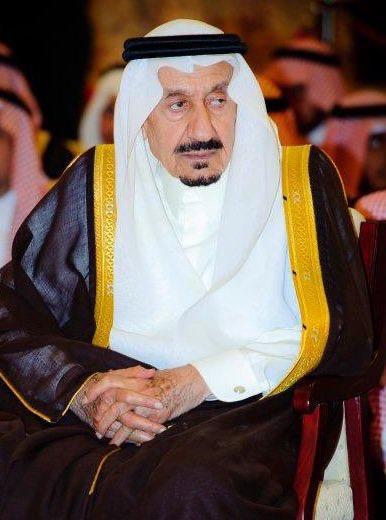 الديوان الملكي: وفاة الأمير متعب بن عبدالعزيز