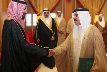 ملك البحرين يتسلم أوراق اعتماد الأمير سلطان بن أحمد سفيراً للمملكة لدى بلاده