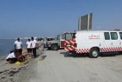 الدوريات البحرية بحرس الحدود في جازان تنقذ مواطناً من الغرق