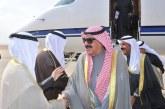 وزراء خارجية دول مجلس التعاون الخليجي يَصِلون إلى الرياض
