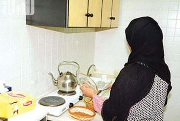 """""""العمالة المنزلية"""" تستحوذ على 38% من جملة التأشيرات المصدرة خلال العام الماضي"""