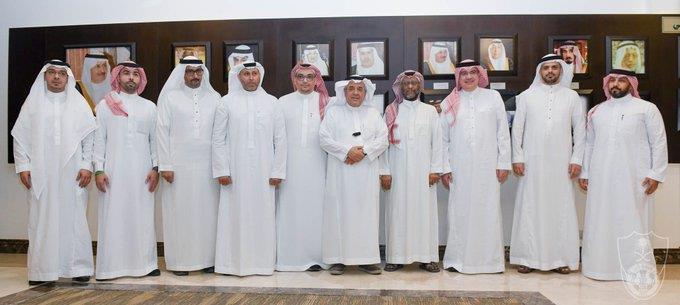 رئيس هيئة الرياضة يعتمد مجلس إدارة الأهلي الجديد برئاسة عبدالإله مؤمنة