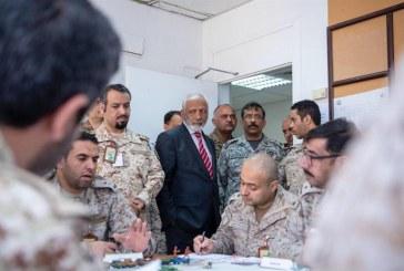 """كلية القيادة والأركان وجامعة الدفاع الباكستانية تنفذان تمرين """"لعبة الحرب"""" بالرياض (صور)"""