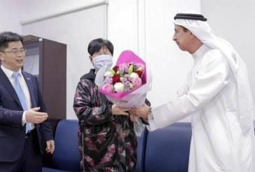 """الإمارات تعلن شفاء أول حالة أصيبت بـ""""كورونا"""""""