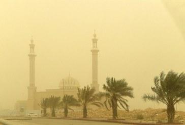 """""""الأرصاد"""": تقلبات جوية على معظم مناطق المملكة بدءًا من الأحد"""