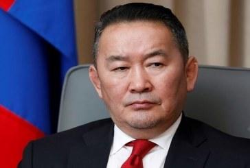 """وضع رئيس منغوليا في الحجر الصحي احترازياً بعد عودته من الصين بسبب فيروس """"كورونا"""""""
