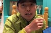 فيديو.. رحالة صيني يصل إلى المملكة ويتنقل فيها مشياً على الأقدام