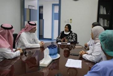 البحرين: أعضاء من السفارة يزورون السعوديين المصابين بكورونا