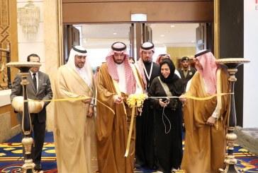 الأمير سعود بن جلوي يفتتح معرض جدة للسفر والسياحة الـ١٠