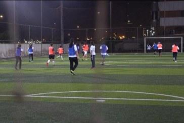 تدشين أول دوري نسائي لكرة القدم بالمملكة