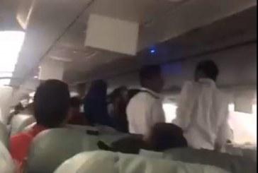 ممرض سعودي ينقذ حياة سيدة تعرضت للإغماء على متن رحلة الرياض – حائل