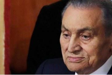 وفاة الرئيس المصري الأسبق حسني مبارك عن عمر 92 عامًا