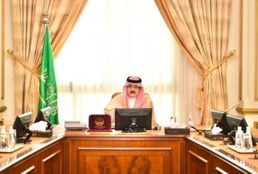 الأمير مشعل بن ماجد يناقش مقدمي الخدمات المشاريع والأعمال المنفذة على أرض الواقع والمقرر تنفيذها بجدة