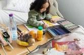 """مواطنة تروي رد فعلها بعد إصابتها وزوجها وابنتها بـ""""كورونا"""" وصور ترصد حياة ابنتها في الحجر الصحي"""