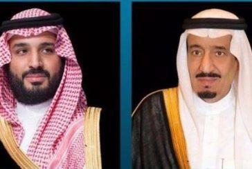 خادم الحرمين وولي العهد يهنئان رئيس وزراء العراق بمناسبة تشكيل الحكومة الجديدة