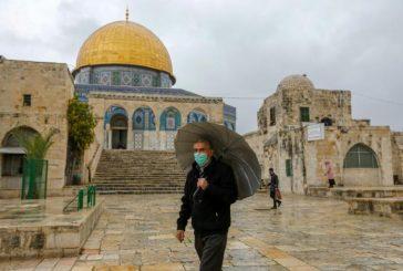 إعادة فتح أبواب المسجد الأقصى المبارك بعد عيد الفطر