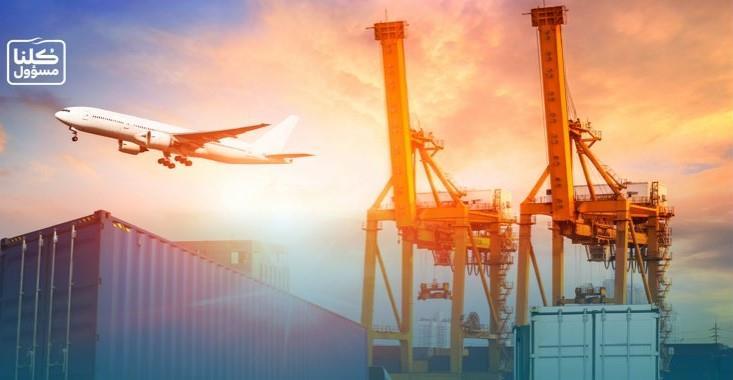 إطلاق ممرات تجارية بين موانئ ومطارات المملكة لنقل البضائع دولياً