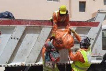 أمانة القصيم تنجز أعمال رفع مخلفات الأضاحي قبل غروب شمس يوم العيد