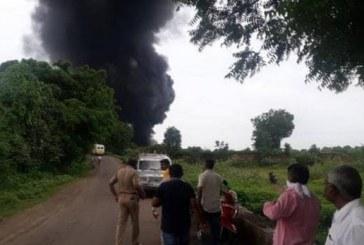 انفجار مصنع كيماويات بالهند يوقع أكثر من 70 قتيلا وجريحا (فيديو)