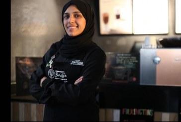 """سعودية تحترف إعداد القهوة وتصل إلى بطولة """"الباريستا"""" على مستوى أوروبا"""