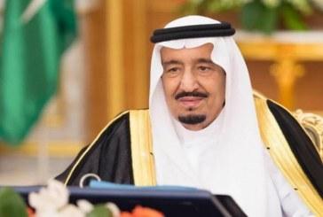 """خادم الحرمين يهاتف الرئيس الفلسطيني ويجدد رفض المملكة لنوايا """"إسرائيل"""" بضم أراضٍ من الضفة"""
