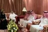أمير الجوف يلبي رغبة طفلة طلبت مقابلته عبر مقطع نشرته بمواقع التواصل