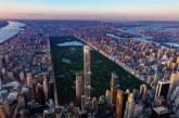 صور.. أعلى ناطحة سحاب سكنية في العالم تقترب من الاكتمال بنيويورك