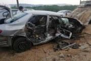 وفـاة طالبين وإصابـة 5 آخرين في حـادث تصادم مروع بجازان
