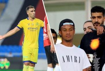 لجنة الانضباط تفرض غرامات مالية على نادي النصر و3 من لاعبي الهلال