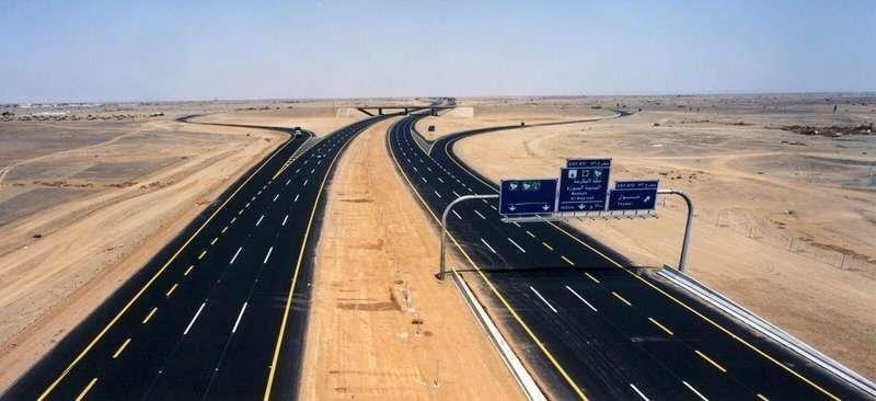 """""""المملكة"""" تحقق المركز الأول عالمياً بجانب أمريكا وإسبانيا في مؤشر ربط شبكة الطرق"""