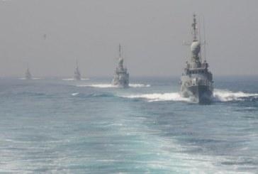 البحرية السعودية تستعد لتمرين البحر المختلط (جسر- 20) والمسنود (أمواج – 4) في مياه الخليج العربي