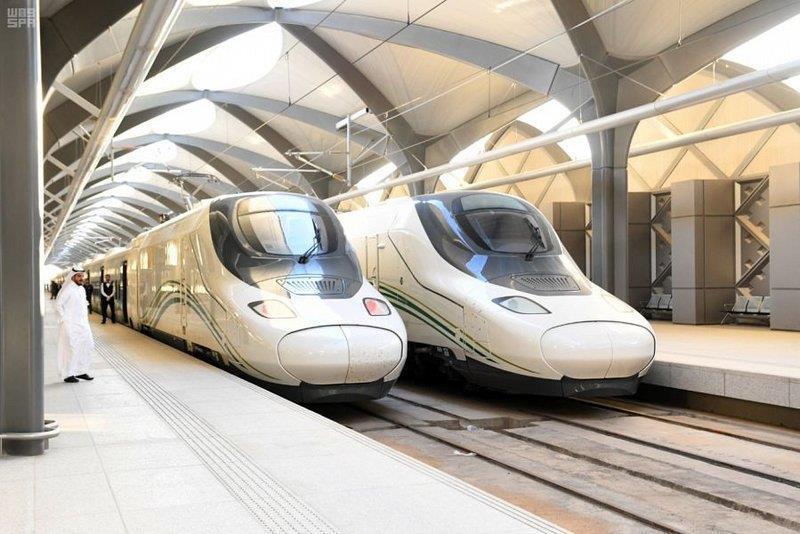 استئناف الرحلات لقطار الحرمين بين جدة ومكة الشهر المقبل