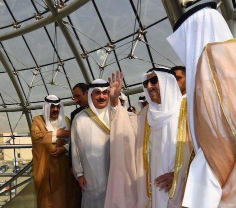 شاهد.. كيف استقبلت الكويت أميرها عند عودته بعد إجراء فحوصات طبية بأمريكا