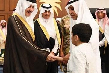 أمير الشرقية: خادم الحرمين أنشأ قبل 3 عقود أول جمعية لرعاية المعاقين في المملكة