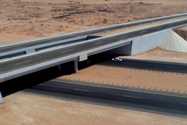 وزارة النقل تفتتح جسر رماح بعد إنهاء معالجة المراحل الرئيسة للجسر