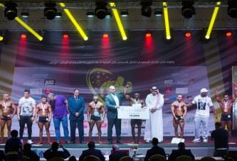 وقت اللياقة ترعى ختام بطولة كاس الاتحاد السعودي لكمال الاجسام