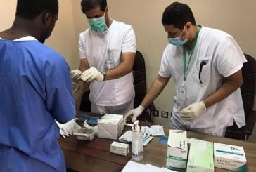 سجون وصحة مكة تقيمان حملة مسح صحي للنزلاء