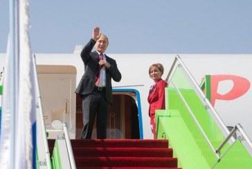 بوتين يغادر الرياض بعد زيارة رسمية للمملكة