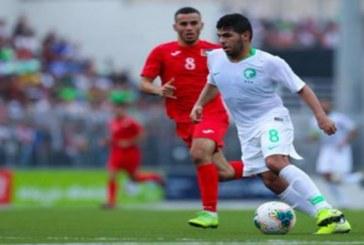 الأخضر يتعادل سلبياً مع المنتخب الفلسطيني