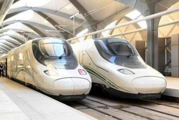 """التشغيل التجريبي للمسار البديل لقطار الحرمين بـ""""السليمانية"""" الأسبوع المقبل"""