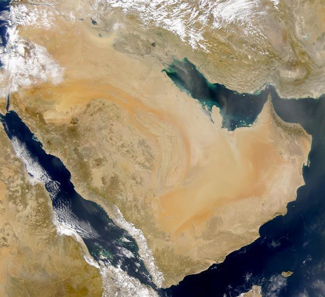 طقس الإثنين: استمرار هطول الأمطار الرعدية على عدد من مناطق المملكة