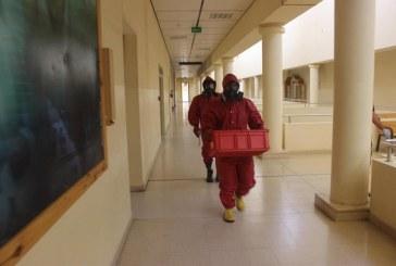 توضيح من جامعة القصيم حول تسرب الغاز الذي حدث في كلية العلوم الطبية