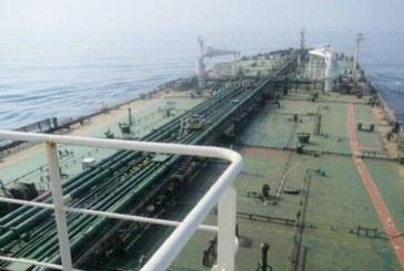 صور لناقلة النفط التي زعمت إيران تعرضها لحـادث في البحر الأحمر