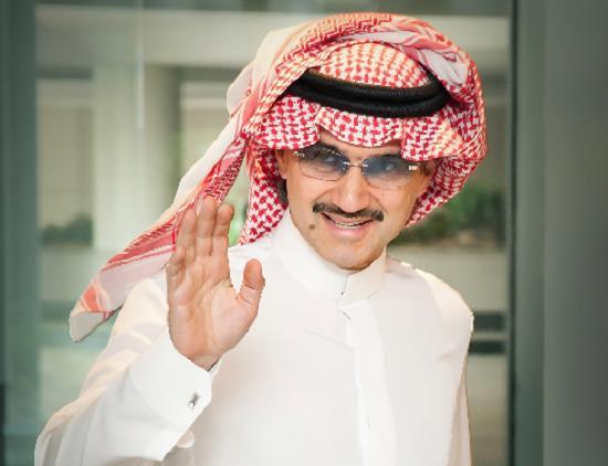 الوليد بن طلال يهنئ الهلال بالفوز على أوراوا
