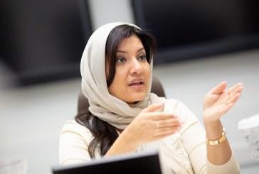 هذا ما حدث في أول يوم باشرت فيه الأميرة ريما بنت بندر عملها سفيرة في أمريكا