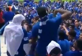 فيديو.. رقص مشجع هلالي مسن يشعل مدرجات ملعب نهائي آسيا