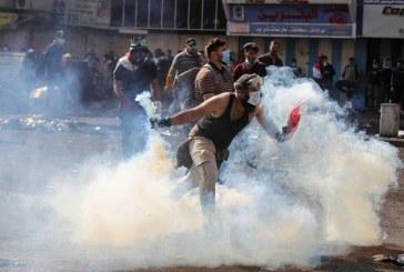 قتـلى وجرحى في انفجار سيارة مفخخة ببغداد وإحراق منازل مسؤولين جنوبي البلاد